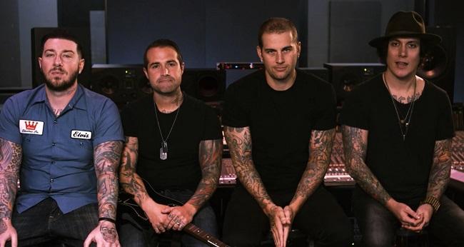 Guitar Hero Live Avenged Sevenfold