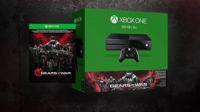 Gaers Xbox one