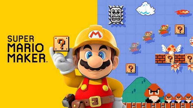 Super Mario maker Maintenance