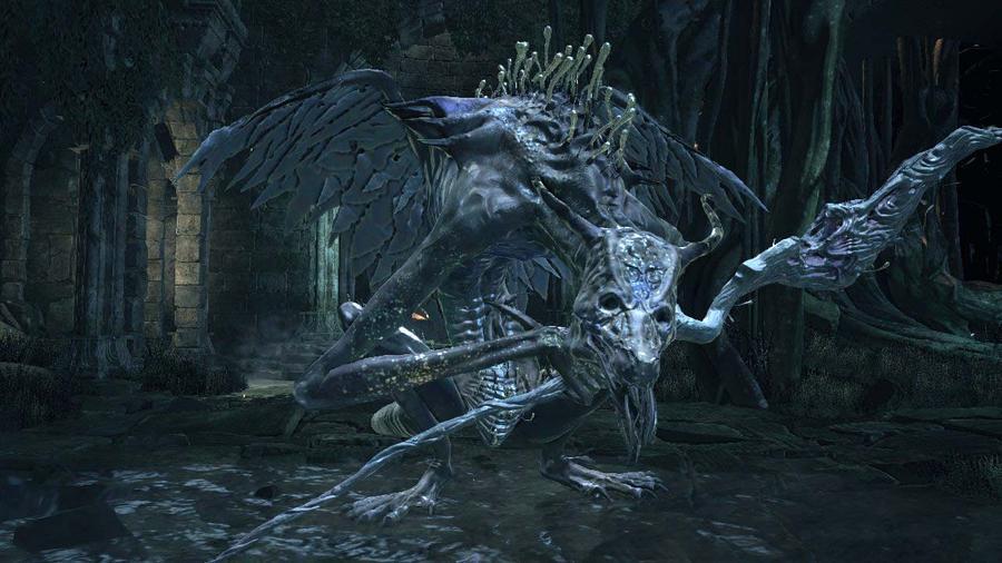 Dark Souls 3 Oceiros