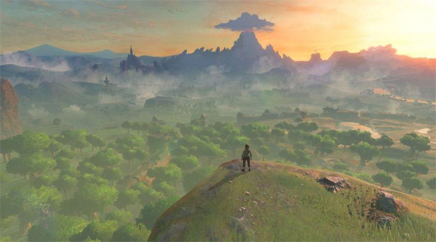 Zelda Breath of the Wild return
