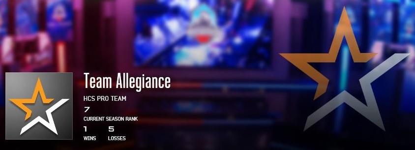 Team Allegiance Halo