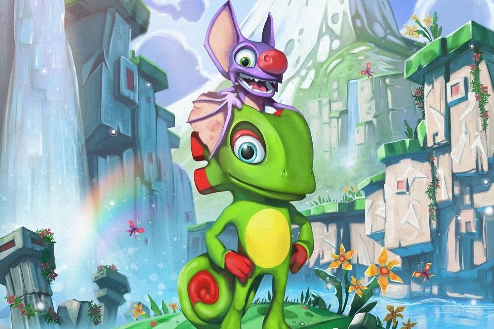 Indie Games, Yooka Laylee