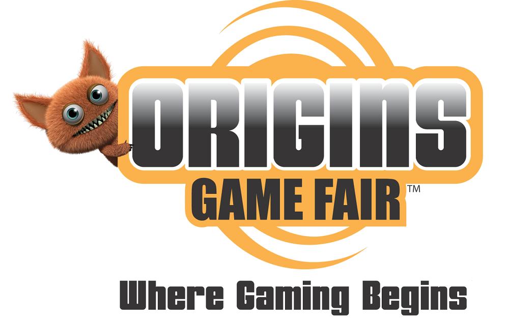 Origins Convention logo
