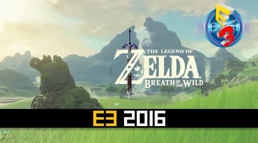 zelda breath of the wild e3