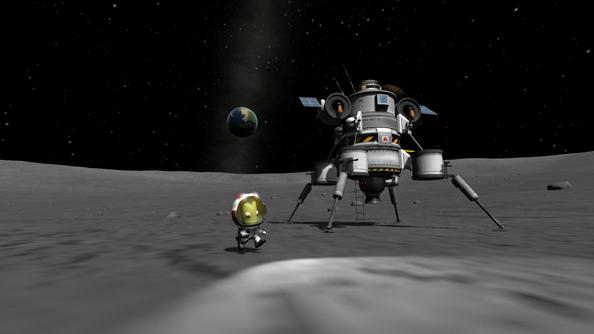 Kerbal Space Program on PS4 delayed, in Europe