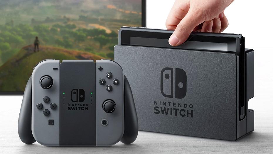 Nintendo Switch Firmware Update 2.1.0