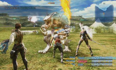 Final Fantasy XII: The Zodiac Age screenshots 1080p