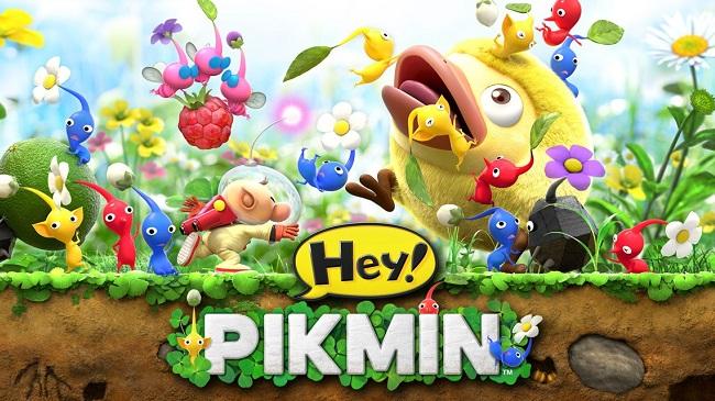Hey! Pikmin 3DS July
