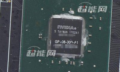 NVIDIA Pascal GP108 GeForce 1030