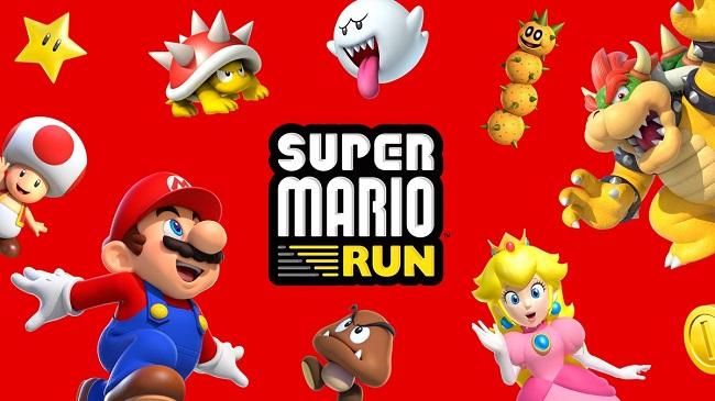 Super Mario Run update 2.1 iOS Android