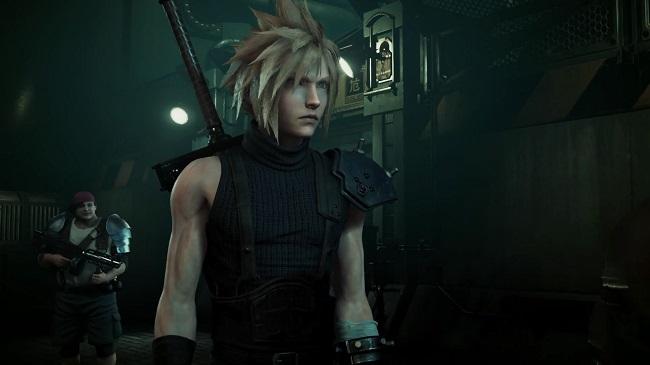 Final Fantasy 7 Remake Cloud Strife voice actor returns