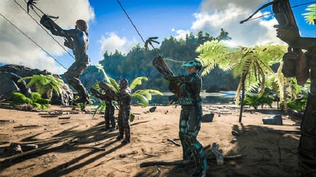 Ark: Survival Evolved update patch v258.3