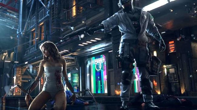 Cyberpunk 2077 Files Stoles
