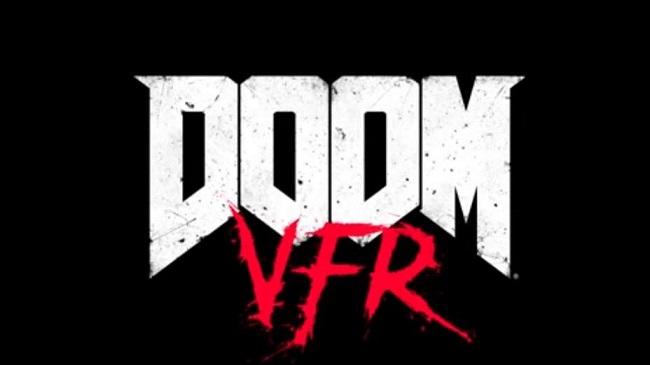 DOOM VFR PlayStation VR HTC Vive