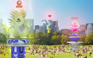 Pokemon Go Summer Update Redesigned Gyms + Raid Battles –…