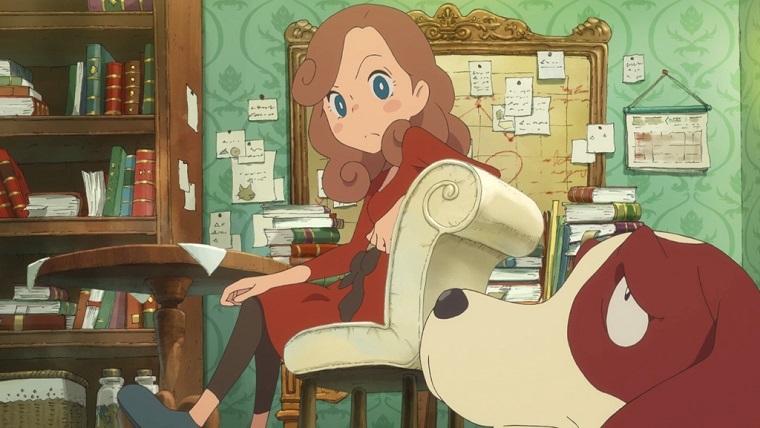 Layton's Mystery Journey Famitsu score