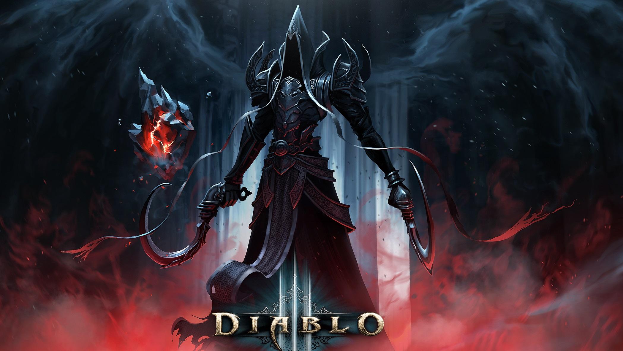 Diablo 3 update