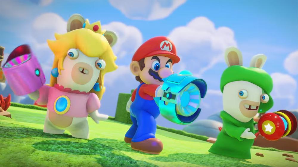 Mario + Rabbids Kingdom battle fps resolution