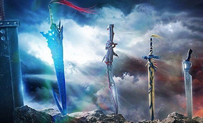 Dissidia Final Fantasy NT new character October