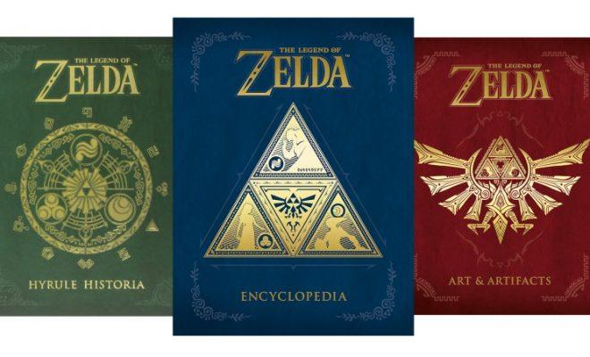 The Legend of Zelda Encyclopedia April 2018