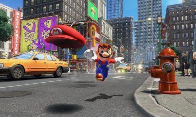 Super Mario Odyssey Sales