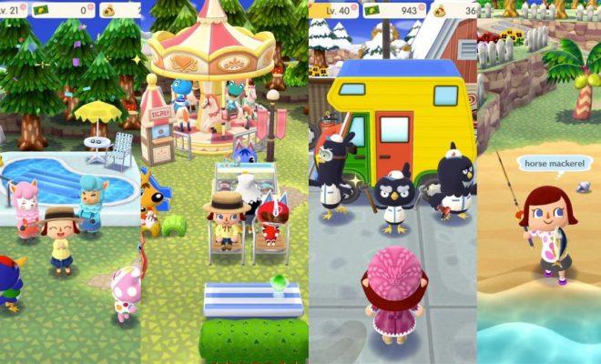 Animal Crossing Pocket Camp sell items