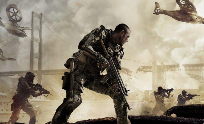 COD Advanced Warfare 2