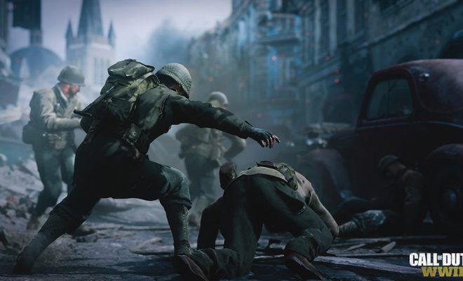 COD: WWII update patch 1.05