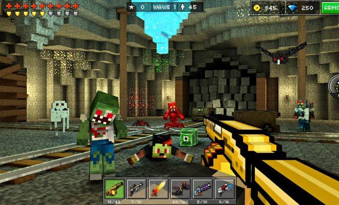 Pixel Gun 3D Update 13.0.0 patch notes