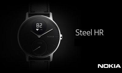 nokia steel hr