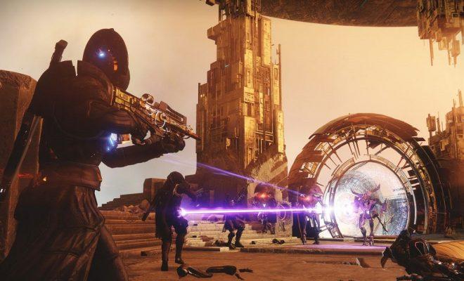 Destiny 2 Crimson Exotic hand cannon