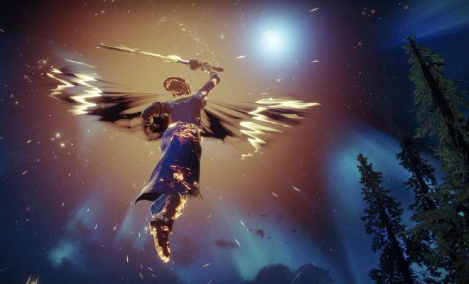 Destiny 2 Curse of Osiris expansion Selfie emote