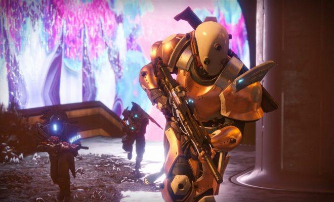 Destiny 2 Curse of Osiris level cap