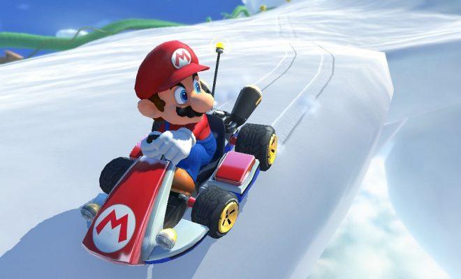 Mario Kart 8 Deluxe patch 1.4