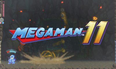 Mega Man 11 release date 2018