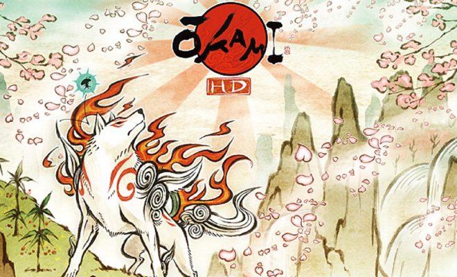 Okami HD Review PS4 2017