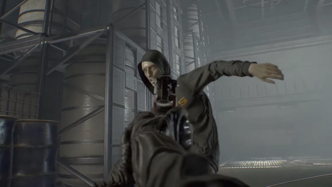 Resident Evil 7 Not A Hero how to beat final boss Lucas