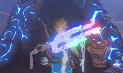 The Legend of Zelda: Champions' Ballad how to start the DLC