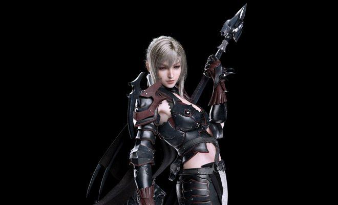 Final Fantasy 15 Aranea Update