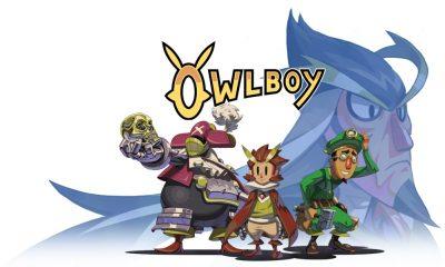 Owlboy Switch Famitsu