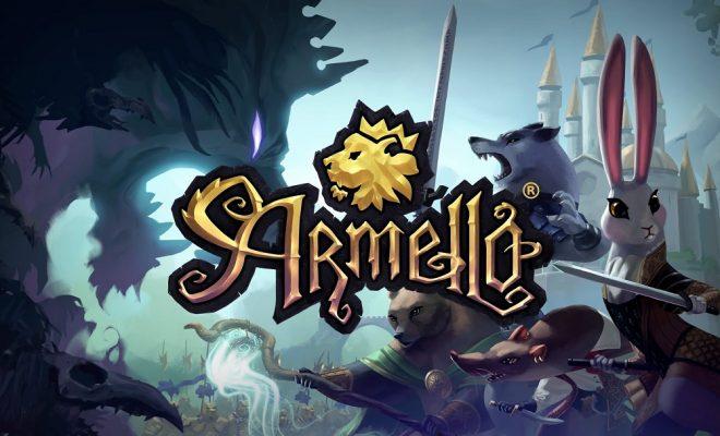 Armello PS4 box art