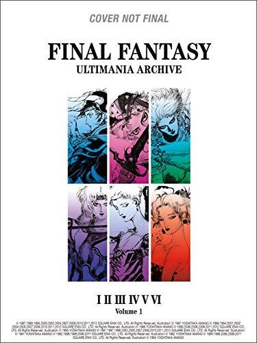 Final Fantasy Ultimania Archive Edition