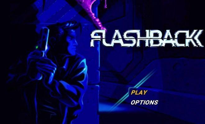 Flashback 25th Anniversary Switch