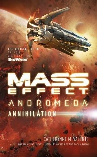 Mass Effect Annihilation Book