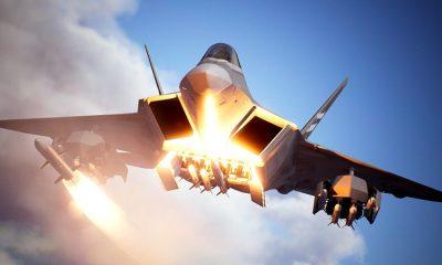 Ace Combat 7 ESRB T Rating Description