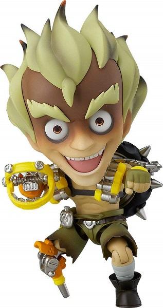 Overwatch Junk Rat Good Smile Action Figure