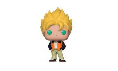 Dragon Ball Z funko pop Goku casual
