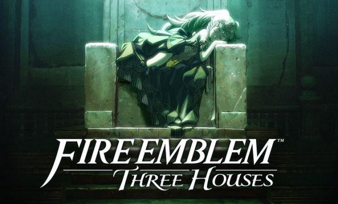 Fire Emblem Three Houses Pre-Order