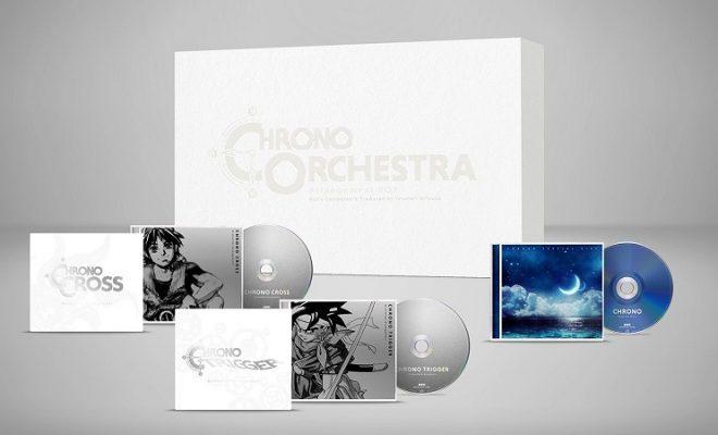 Chrono Orchestral Arrangement box set